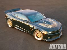 BEAUTIFUL!!! 2011 Trans Am Concept.....East bound and down...