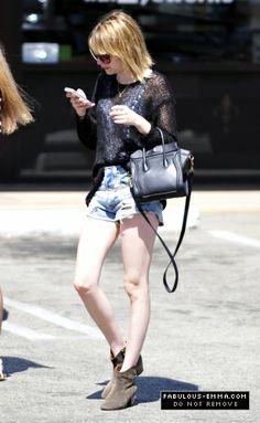 2012 > running errands in LA