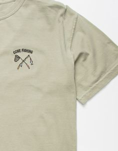 Hand Embroidery Art, Embroidery On Clothes, Custom Embroidery, T Shirt Embroidery, Embroidery Designs, Walleye Fishing, Carp Fishing, Ice Fishing, Fishing Tackle
