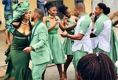 5 Things To Consider Before Planning A Wedding in 2018 Sotho Traditional Dresses, African Traditional Wear, African Print Fashion, African Fashion Dresses, African Dress, African Bridesmaid Dresses, African Wedding Attire, South African Weddings, African American Weddings
