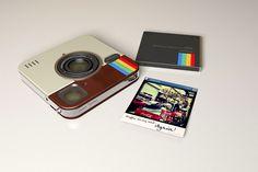 Instagram Camera --- I want I want I want!!