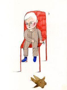 a book of lonely children - www.dashatolstikova.com