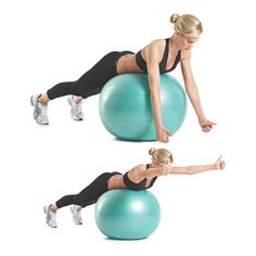 4 moves to blast back fat!