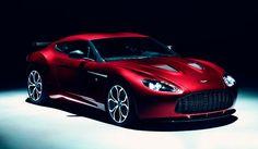 Aston Martin V12 Zagato. Only 150 made