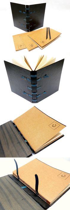 livro recarregável, encadernação crisscross, miolo removível em papel polen liso + pautado + quadriculado. No Canteiro de Alfaces