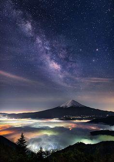 【画像】富士山に魅せられて人生が変わった男が撮る「Mt.Fuji」 7/7