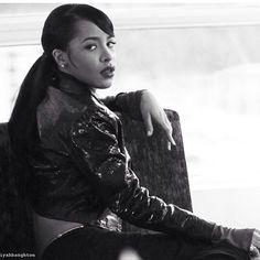 Aaliyah Bday 1/16. Rip.