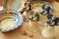 Collectibles by T.Puterbaugh Gill Pottery