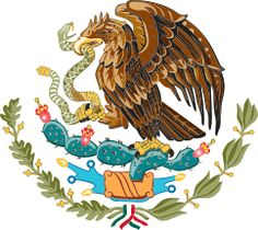 Francisco Eppens Helguera (1913-1990). Eppens designed the 1968 version of the Mexican coat of arms, which is still used today on government documents, coins and the national flag.