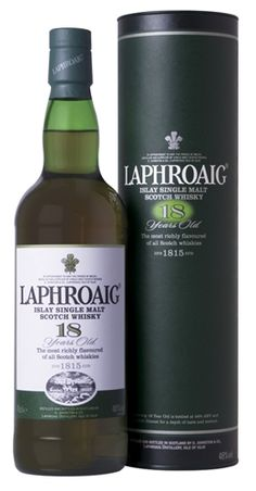 Laphroaig Single Malt peated Whisky from Islay. The most richly flavoured scotch whisky in the World. Good Whiskey, Scotch Whiskey, Bourbon Whiskey, Whiskey Trail, Tequila, Vodka, Whisky Single Malt, Liqueur, Liquor Store