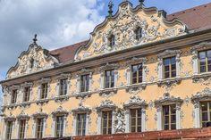 Franken: prachtvolle Architektur  ... #franken #architektur #rokoko #würzburg #architecture