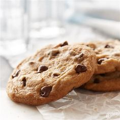 Ultimate Chocolate Chip Cookies from Crisco®