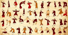 Curso Trimestral Invierno: Mawangdui Qigong, lunes 9 Enero