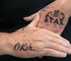 Northern Soul tattoos Skinhead Tattoos, Soul Tattoo, Billboard Magazine, Ink Addiction, Northern Soul, Soul Music, Motown, Tattoo Quotes, Image