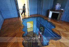 Evlerinizi 3D Resim Sanatıyla Süsleyin evdekora.com