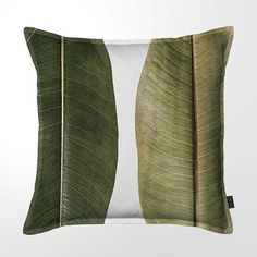 Scatter Cushion (DBL sided print ) - Ficus Foliage 03 Scatter Cushions, Throw Pillows, Ficus, Brass, Toss Pillows, Decorative Pillows, Fig, Copper, Decor Pillows