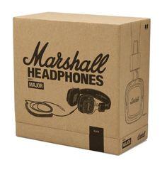 Marshall Major Casque stéréo avec Télécommande + Microphone intégré Noir -36% chez Amazon !!