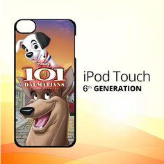 101 Dalmatians Hero X3649 iPod Touch 6 Case