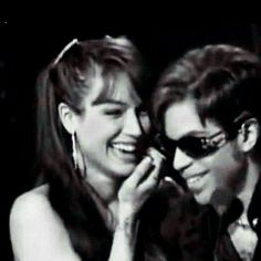 Prince and Mayte
