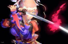 Miyamoto Musashi【Fate/Grand Order】 Miyamoto Musashi, Fate Zero, Type Moon, Fate Stay Night, Fan Art, Anime Girls, Alternative, Female, Disney