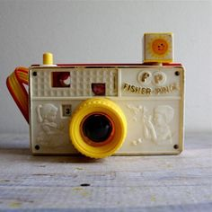 "Vintage Fisher Price ""Picture Story"" 784 Camera."