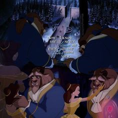 5: Beauty and the Beast ••• Evermore this song is so amazing