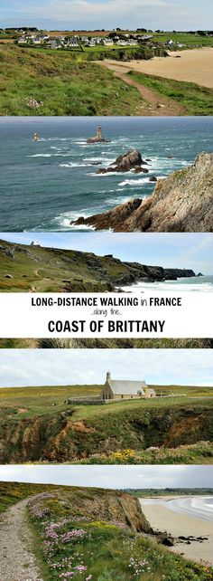 Discover France on a long-distance walk following the GR 34 along the coast of Brittany from Camaret-sur-Mer to Audierne.