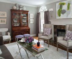 LIVING ROOM Susan Glick, Susan Glick Interiors