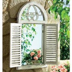 Die 27 besten bilder von spiegel im garten garten terrasse pflanzen und balkon - Spiegel im garten ...