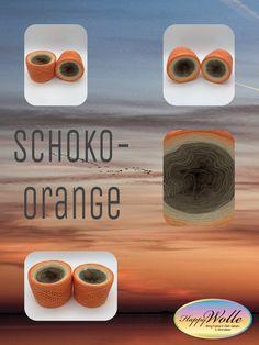 Orange, Wool, Life