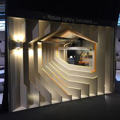 119 Best Booth Expo Fair Ideas Images Lighting Design