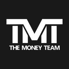 Check out this awesome 'TMT+-+Team+Money+Team' design on Boxing Records, Team Wallpaper, Famous Logos, Floyd Mayweather, Game Logo, Logo Design, Graphic Design, Brand Names, Shirt Designs