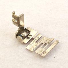 Vintage Singer 36865 Edge Stitcher Foot Attachment by Revvie1, $10.00