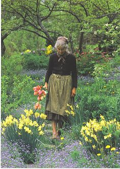tasha tudor | Tasha Tudor (August 28, 1915-June 18, 2008) is one of America's best ...