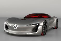 Laagvlieger: Renault TreZor Concept | Autonieuws - AutoWeek.nl