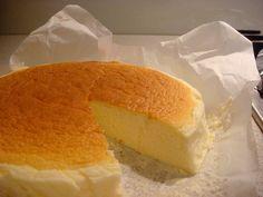 Green Cilantro: Japanese Cheesecake