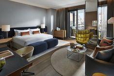 Galería fotográfica del hotel de Barcelona   Hotel Mandarin Oriental de Barcelona