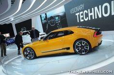 GT4 Stinger Concept from Kia Motor Company