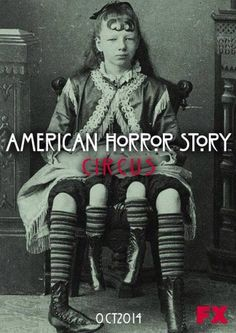 What the frick frack paddy whack! American Horror Story Season 4 promo poster 1