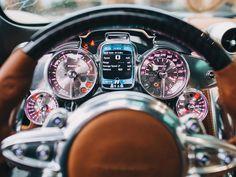 Pagani Huayra: The steampunk hypercar interior that will blow your mind (picture… - Best Luxury Cars Pagani Car, Pagani Zonda, Koenigsegg, Maserati, Bugatti, Lamborghini, Limousin, Pagani Huayra Interior, Elio Motors
