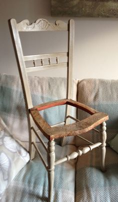 Painted in Annie Sloan Country Grey