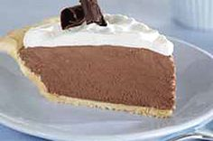 COOL WHIP Chocolate Silk Pie