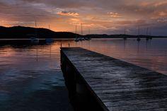 Australia, Australia, Tasmania, Water, Sunset #australia, #australia, #tasmania, #water, #sunset