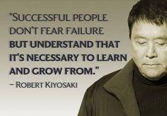 Robert Kiyosaki Rich Dad Poor Dad Quotes Dream, Life Quotes Love, Woman Quotes, Top Quotes, Quotes Images, Badass Quotes, Daily Quotes, Failure Quotes, Success And Failure