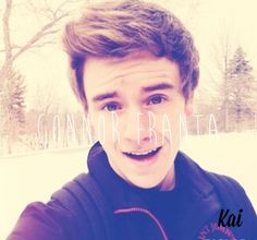Connor Franta. This is a repin I didn't edit this.