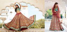 Wonderful And Fabulous Eye-catchy Bollywood Designer #LehengaSuit For Being The Princess #DesignerLehengaCholi