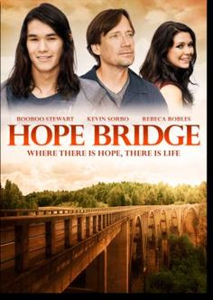 Hope Bridge - Christian Movie/Film, Pure Flix Entertainment, Kevin Sorbo / After a high school boy learns that his father committed suicide, he begins a journey to find hope and reconciliation in the midst of his grief. Film Movie, Hd Movies, Movies To Watch, Movies Online, 2015 Movies, Films Chrétiens, Faith Based Movies, Kevin Sorbo, Christian Films