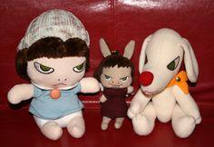 Noi, siamo molto arrabbiati!  The Angry Toy Gang!