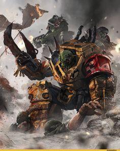 orks,warhammer 40000,фэндомы,Imperium