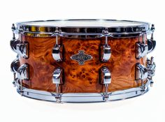 Liberty Drums exotic series snare drums.